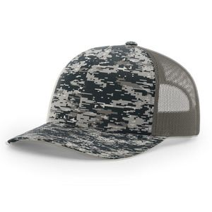 Patterned Snapback Trucker Cap Thumbnail
