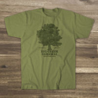 Walk The Trail - Big Creek Greenway T-Shirt Thumbnail